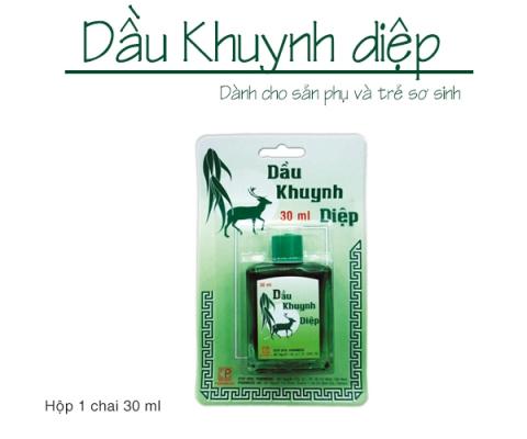Thông báo kể từ ngày 10/9/2019, công ty sẽ điều chỉnh giá bán buôn mặt hàng DẦU KHUYNH DIỆP (chai 30ml)