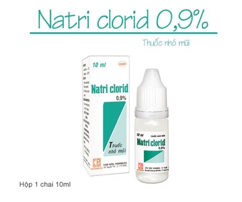 NATRI CLORID 0,9% (nhỏ mũi) kể từ lô 0421220 sẽ thay đổi toa theo thông tư 32 (mẫu đính kèm) đơn giá bán buôn không thay đổi