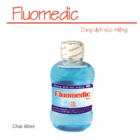 FLUOMEDIC 90