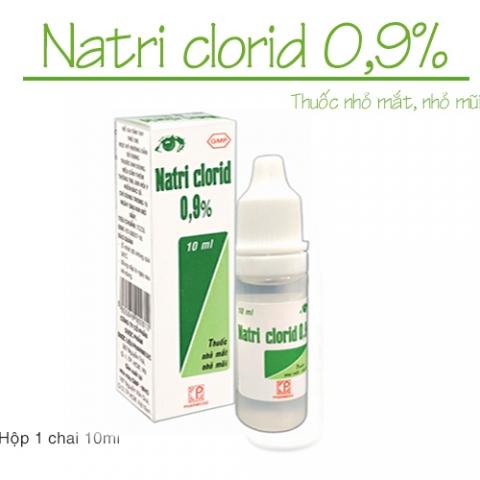 NACL (MẮT)