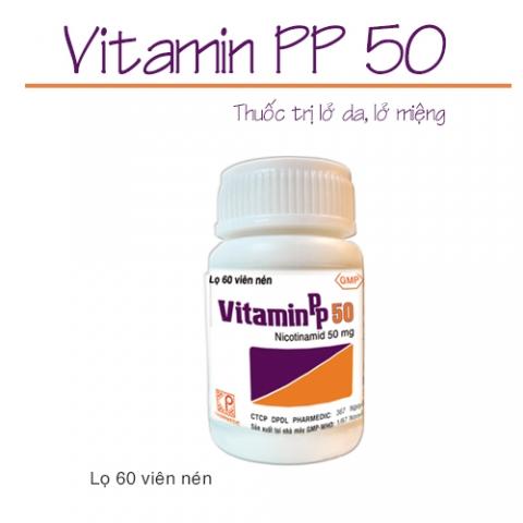 VITAMIN PP 50